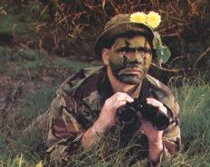 Buy the latest non-irritant Camtech Camouflage Cream from Caplock LLC - Anything else will make you look like a clown!
